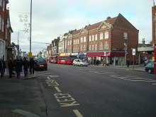 Eltham, Eltham High Street, London © Stacey Harris