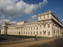 Greenwich, Royal Naval College, London © Richard West